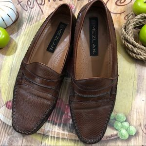 Mezlan Vero Cuoio  Loafer Size 10 style no.108498